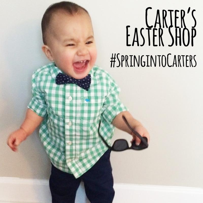 Spring Style for Kids #SpringintoCarters