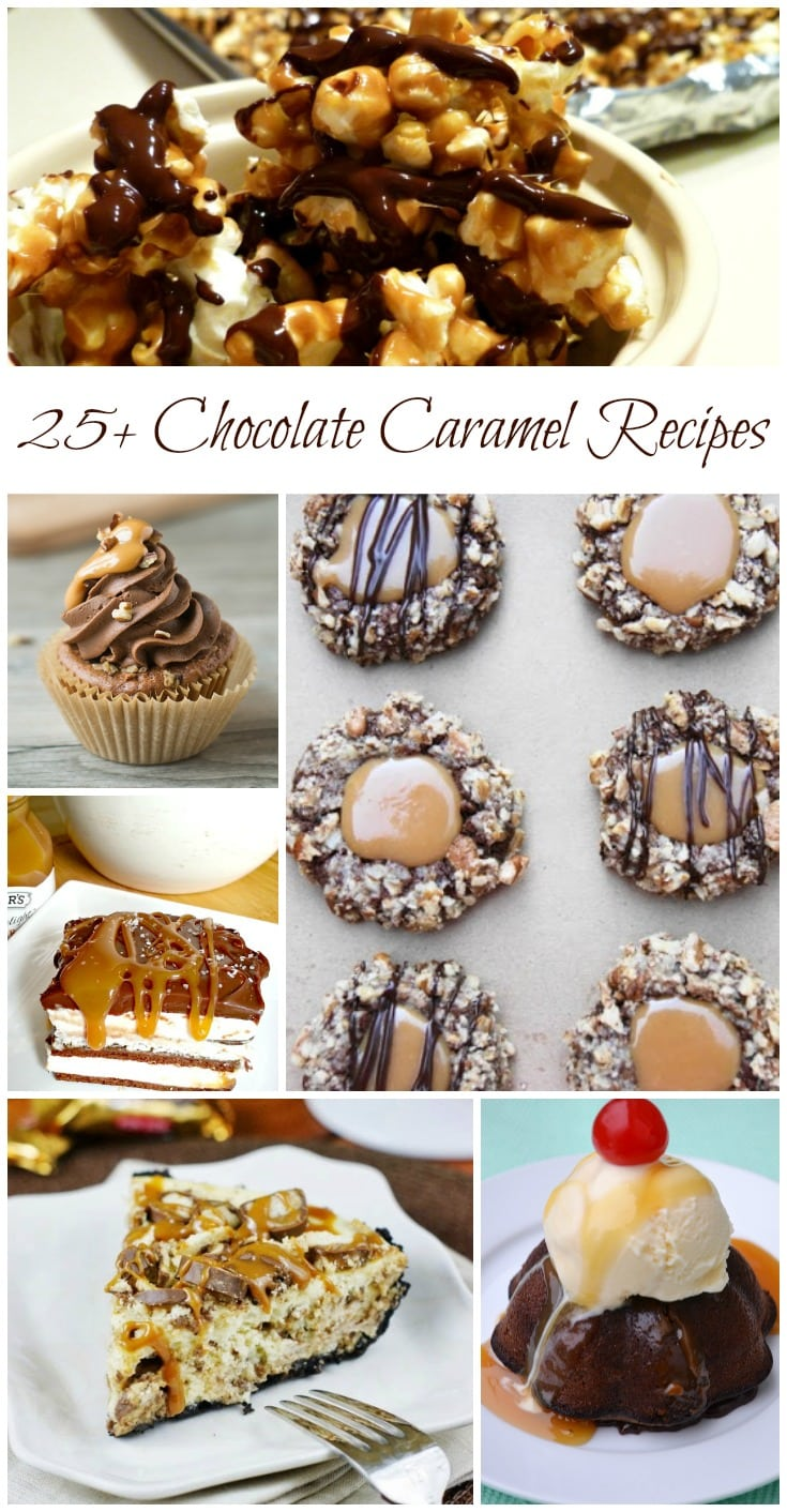 Celebrate Chocolate Caramel Day – Recipe Roundup