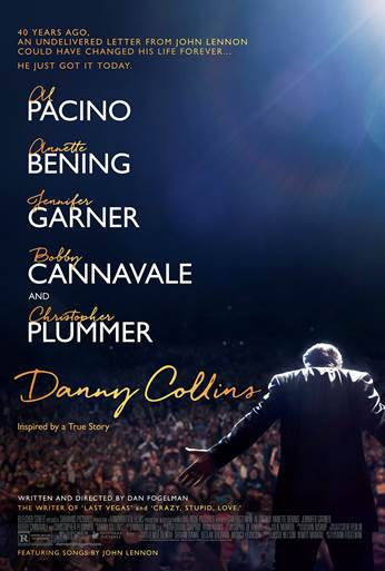 Danny Collins was an AWESOME, well written movie with a great cast! #DannyCollinsMovie #DannyCollins