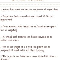 Deep Cleaning to Reduce Allergens