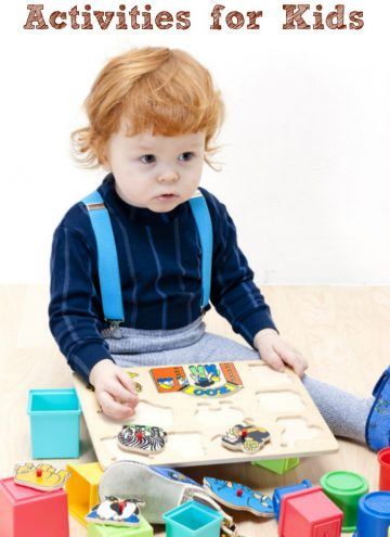 5 Educational Activities for Kids to get Their Brains Humming