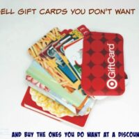 How to Buy Gift Cards Online - And Sell Them, Too!