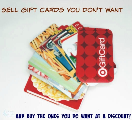 How to Buy Gift Cards Online – And Sell Them, Too!