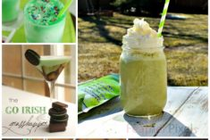Green Drink Recipes for St. Patrick's Day