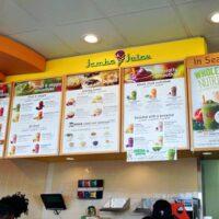 New Fresh Squeezed Juice at Jamba Juice