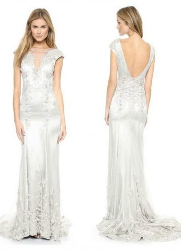 Sexy Wedding Dress Ideas and Shopbop Sale