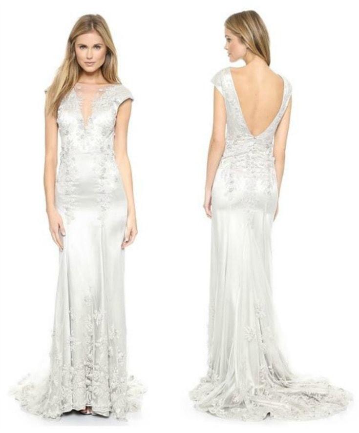 Sexy Wedding Dress Ideas and Shopbop Sale