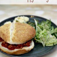 Celebrate National Sloppy Joe Day and Manwich Mondays