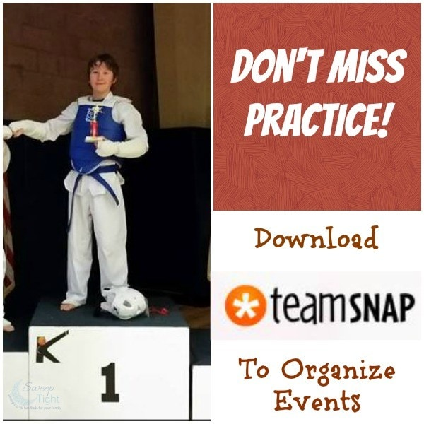 TeamSnap App Saves Time, Effort, and Hassle