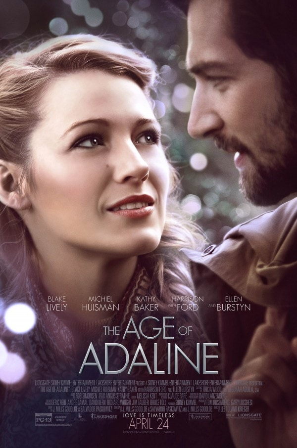 Pros and Cons of Never Aging #Adaline #IC