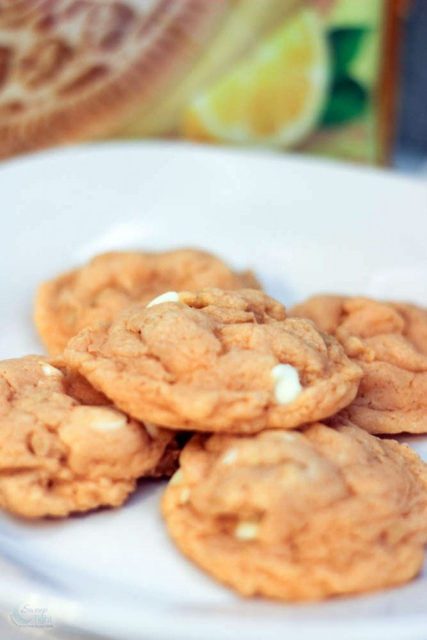 Orange and Lemon Loaded Cookie Recipe