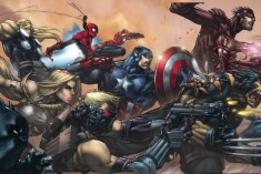 The Ultimates - 1 of 8 Things You Might not Know About the Avengers