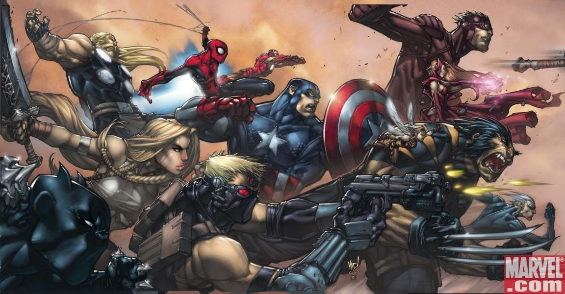The Ultimates – 1 of 8 Things You Might not Know About the Avengers