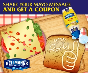 Hellmann's Mayo Coupon Savings