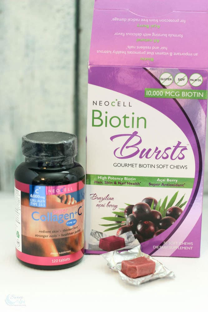 Neocell Biotin Bursts for Hair and Nails