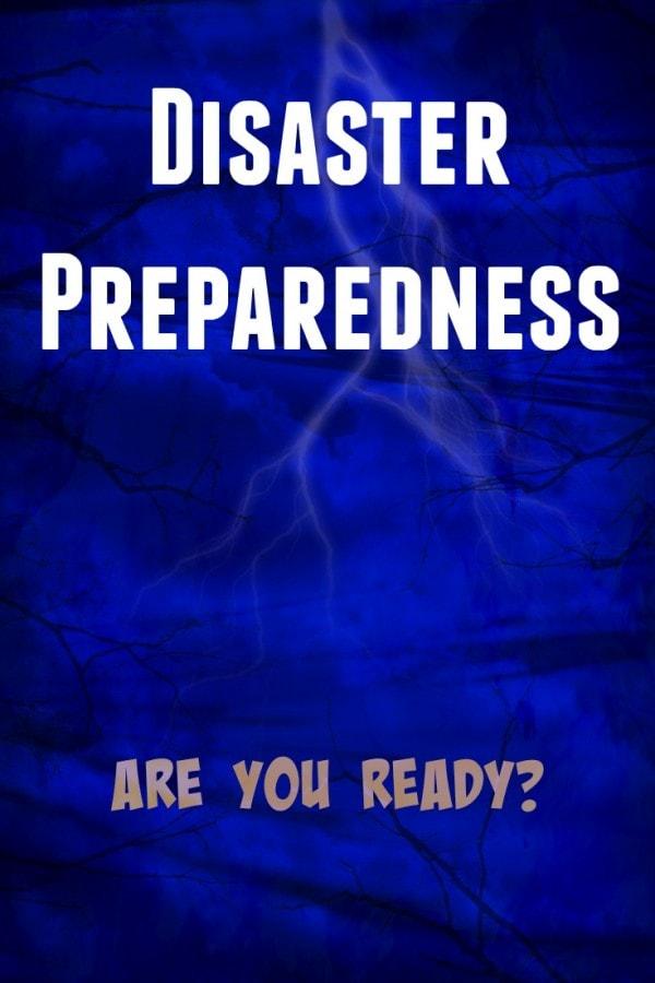 Disaster Preparedness Food - Survivors Have to Eat