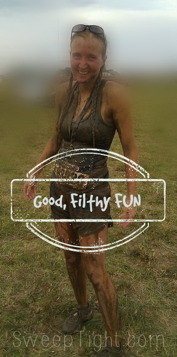Get down and dirty at #Mudderella2015 Girl Power!  #IC #ad