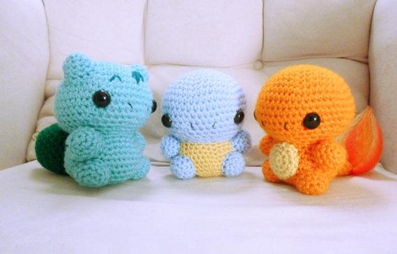 Pokemon Amigurumi Crochet