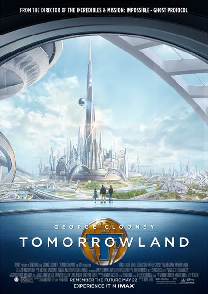 Disney's Tomorrowland Brings Action, Adventure, and Wonder