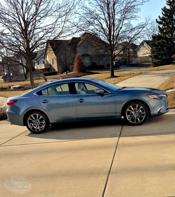 9 Reasons Why I Love the 2016 Mazda6