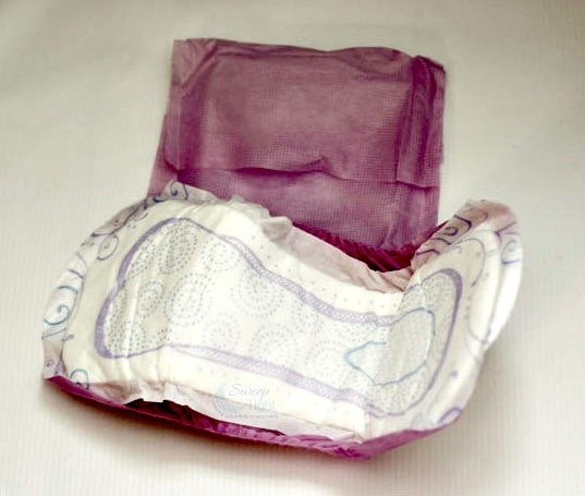 Poise Thin-Shape Pads for Comfortable Protection - Free Sample