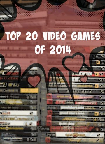 Top 20 Video Games of 2014 You Need in Your Library Giveaway
