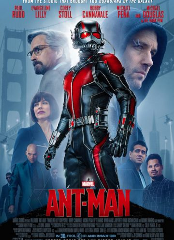 Marvel's Ant-Man – Getting Ready for Pint-Sized Power