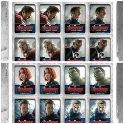 The Avengers: Age of Ultron is Kicking Butt Memory Game Printable
