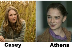 Disney's Tomorrowland – A Look at Casey and Athena
