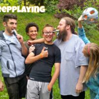 Outdoor family fun #KeepPlaying #ad