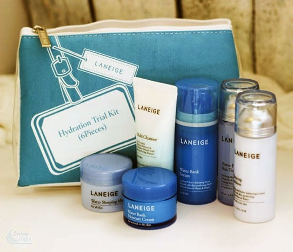 Hydrate your Skin with LANEIGE Water Products #TimelessSkin #IC #ad