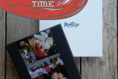 Best Mother's Day gift ever. The Montage Photo book. #MothersDay #Gift #spon