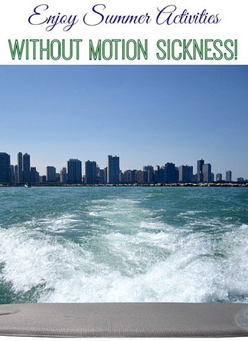 Don't Avoid Fun Due to Motion Sickness