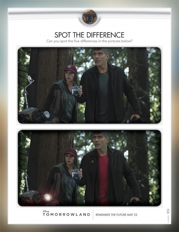 Spot The Difference #Tomorrowland fun activity