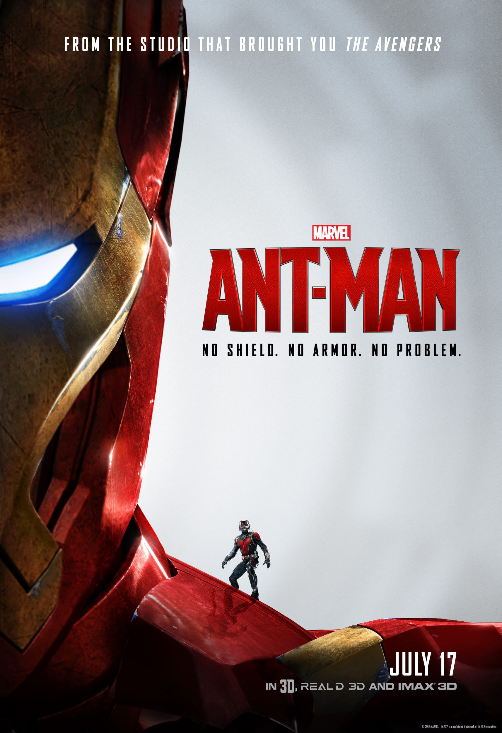An Ant-Man Poster for Every Taste – BOOYAH
