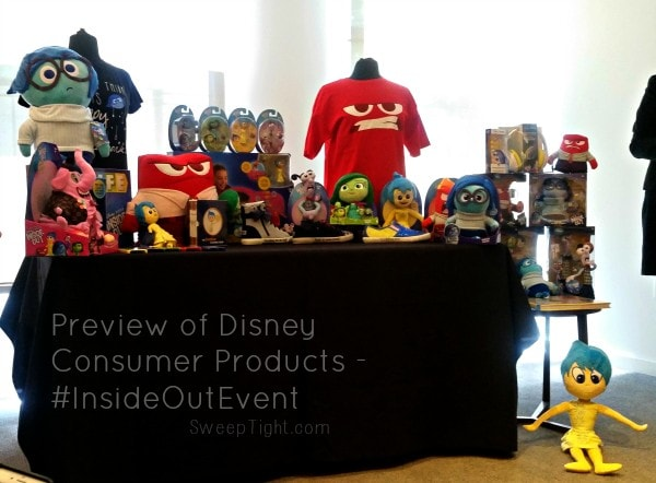 Inside Out Toys #Disney #InsideOutEvent
