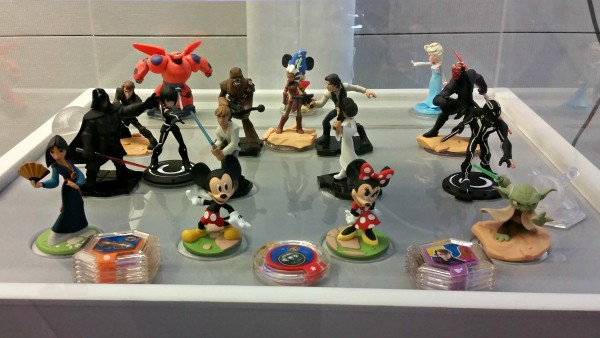 Disney Infinity 3.0 game characters #InsideOutEvent