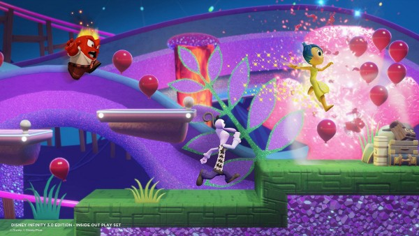 Inside Out Disney Infinity 3.0 #InsideOutEvent