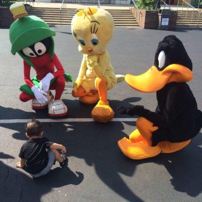 40th Season Celebration at Six Flags Great America