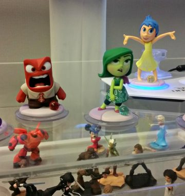 Disney Infinity 3.0 Preview with Inside Out Characters