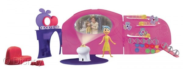 Inside Out Toys Headquarters Playset #InsideOutEvent