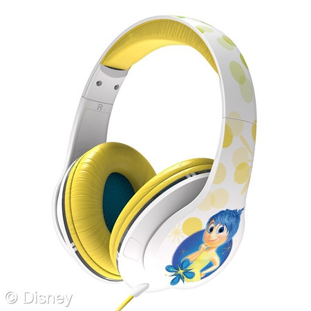 Inside Out Color Changing headphones #InsideOutEvent
