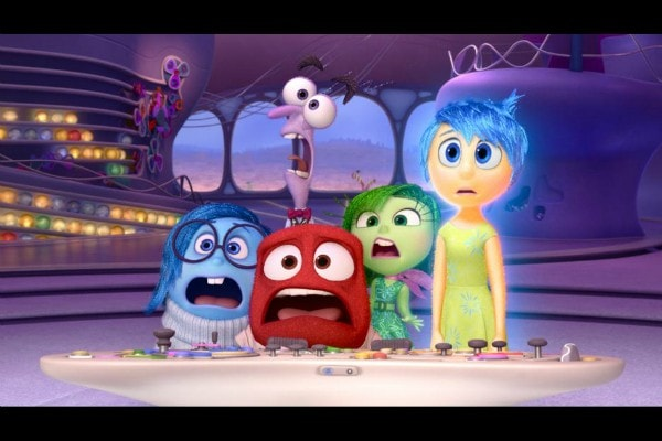 Disney Pixar's #InsideOut emotions #InsideOutEvent