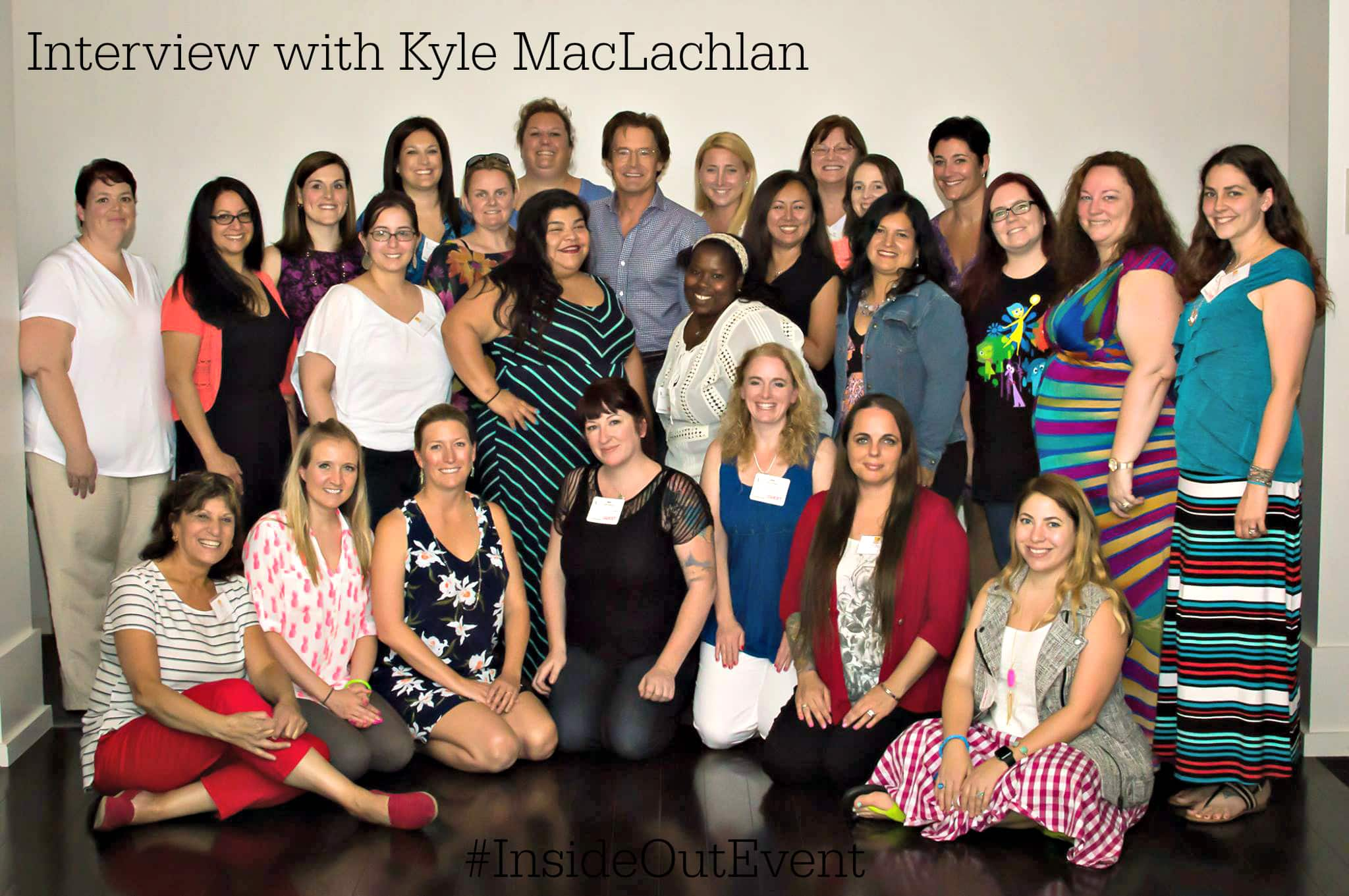 Kyle MacLachlan Turns Inside Out For Us #InsideOutEvent