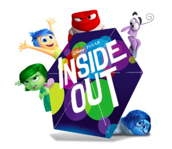 Printable activity #InsideOut Hexaflexagon #InsideOutEvent