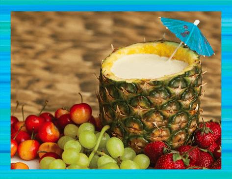 Teen Beach 2 Viewing Party Recipes: Orange-Pineapple Yogurt Dip #TeenBeach2Event