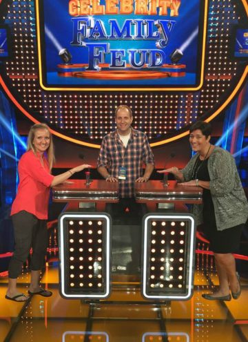 Don't Miss Celebrity Family Feud on ABC
