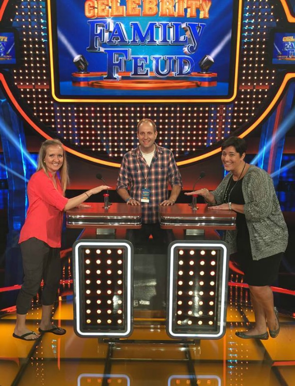 Don't Miss Celebrity Family Feud on ABC #CelebrityFamilyFeud