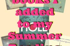 5 Free Books I Added to My Summer Reading List