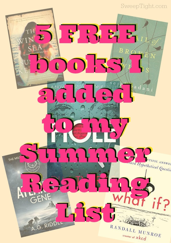 awesome books to add to your summer reading list